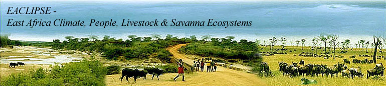 East Africa Climate, People & Savanna Ecology
